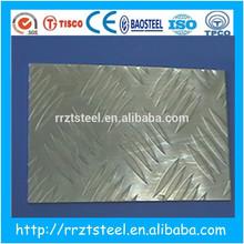 aluminum roofing material /5052 h12 embossed aluminum sheet