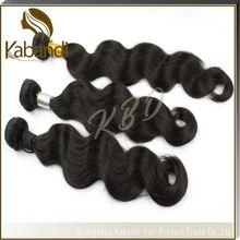 Grade 6A Body Wave Hair Extension Cheap Alibaba Human Hair 70 300G Excellent double layers virgin wave hair