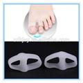 De silicona de grado médico del dedo del pie herramienta del cuidado