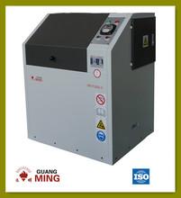 Vibrating ring type limestone small grinder, lab grinder mill machine