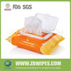 Best Selling Nonwoven Antibacterial Sanitary Wipes
