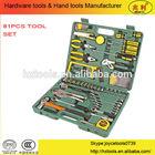 81PCS Telecommunication Hand Tool Set