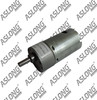 Durable ASLONG 12-1600rpm high torque JGB37-540 12v 100rpm magnet motor electric motor with reduction gear