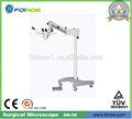 oftálmica dental de funcionamiento del microscopio
