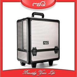 MSQ Professional Aluminum Makeup Case