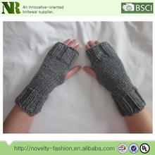 Knitted Fingerless Gloves For Women,custom fingerless gloves wholesale,knitted fingerless gloves