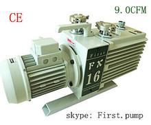industrial vacuum pump / high pressure/ 0.0003Torr/ 9.0CFM/ CE certificate