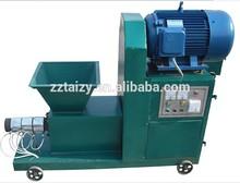 Charcoal briquette making machine and coal sticks machine for hot sale