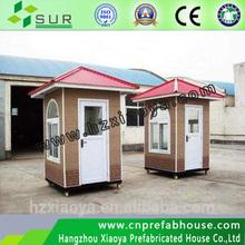 food kiosk/prefabricated container house/kiosk/mobile toilet/
