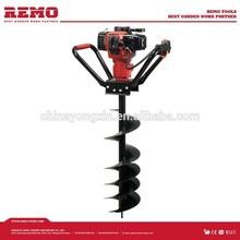 gasoline earth auger driller RM-ED49B,parking sensor no drill