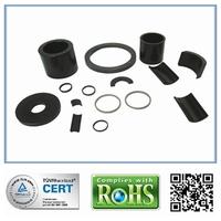 Epoxy sealing bonded Neodymium ring magnets