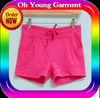 pink women shorts europe women short pants girl sei shorts blank plain waistband 20 girl shorts summer