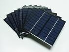 small epoxy board 3W small solar module 195*125mm poly