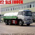 dongfeng 6x4 18000l caminhão tanque de água para exportação