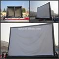 2014 venda quente inflável tela de projeção, O projeto do OEM disponível