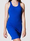 Good Quality Bodycon Neck Models Cotton Dress
