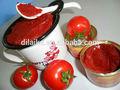 ضعف التركيز معجون الطماطم