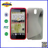 High quality S line design cell phone case for HTC desire 800