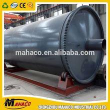 Non- inquinanti redditizio riciclaggio dei pneumatici usati attrezzature