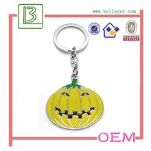 Halloween gift keychain gift faced grimace pumpkin keychain