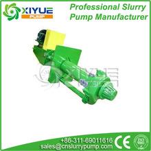 Centrifugal vertical submersible mud pump slurry pump