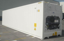 40ft Reefer Container with Carrier Cooler