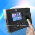 Los datos biométricos de huella digital puerta de seguridad de control de acceso dispositivo/3.5' color de la pantalla/amigable interfaz de usuario/sensor de la puerta/cerradura eléctrica( tft700)