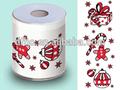 natal rolo de papel higiênico dimensões