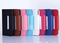 Cellphone 2 in1 case leather cover for iphone 6 4.7 inch, wallet cover for iphone 6, Phone case for iphone 6
