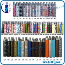 Colorful color colorful pattern ecig ego gt best ecig ecig wholesaler