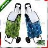 Foldable shopping cart trolley JX-B2D-08