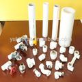 Pp/hdpe/PVC/PPR/tubo di pex e raccordi
