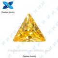 Pedra sintética/ouro tamanho pequeno alexandrite sintético grande pedra cúbica do zirconia/grande sintético cúbicos de zircônia