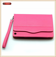 classical trendy wallet case with card slot for ipad mini ,wallet case for ipad mini