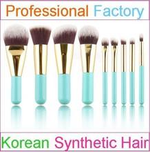Fay Professional cosmetic makeup brush set/makeup brush/make up brush 9 pcs
