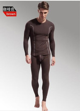 2014 New Arrival Winter Mens Thermal Underwear