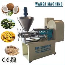 High quality peanut screw oil press machine with direct manufacturer