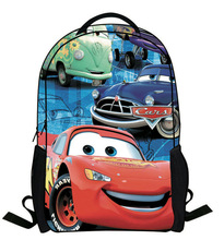 BP490147 Factory direct sell boy's leisure bags Cute cars shape teenage students fashion leisure bagpack
