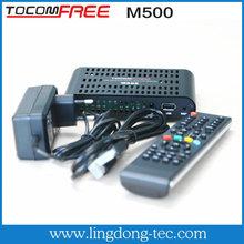 digital tv converter set top box tocomfree m500 hd IKS SKS free