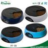PF-08 2014 popular 4 meal sensor dog bowl feeder.pet dog bowl