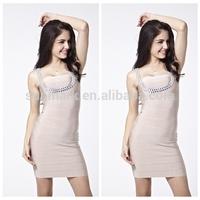 2014 Brand new bodycon dress katy perry bandage dress graceful mature bandage dress