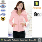 2014 wholesales casual winter coat for girl's cheap price