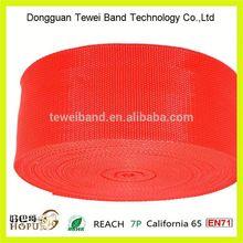woven clourful lightweight pp tape for binding