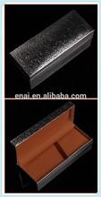 small squared bubble design pen box for gift pens