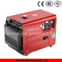 Best selling silent 5kv diesel generator
