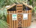 wpc إعادة تدوير عالية مفيدة caml الصور من صناديق القمامة