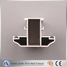 ประเทศจีนผู้ผลิตสีบรอนซ์อลูมิเนียมประตูตู้ห้องครัว