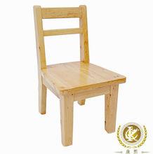 Cheap custom solid cedar wooden school chair, wooden cafe chair