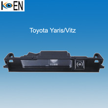 IP68 Waterproof PC3030/PC1089 Car Reverse Camera For Toyota Fortuner