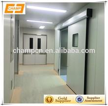 ZG0614 high quality automatic sliding door motor steel security doors